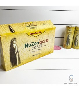Масло для волос NuZen Gold Herbal Hair Oil 100 мл